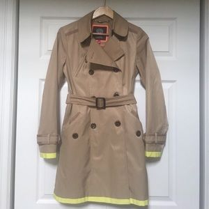 Vince Camuto Joanne Trench Coat